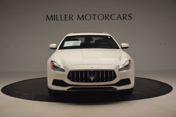 Used 2017 Maserati Quattroporte SQ4 for sale Sold at Bentley Greenwich in Greenwich CT 06830 12