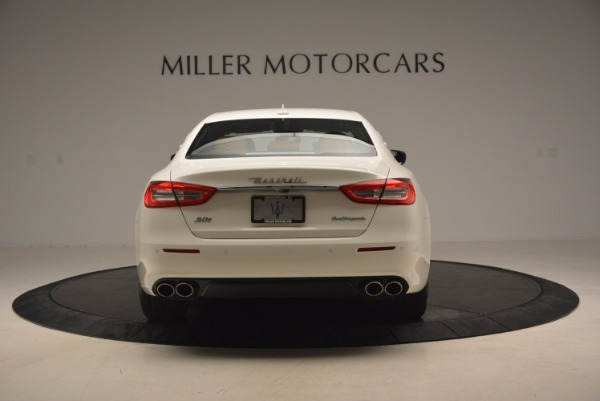 Used 2017 Maserati Quattroporte SQ4 for sale Sold at Bentley Greenwich in Greenwich CT 06830 6