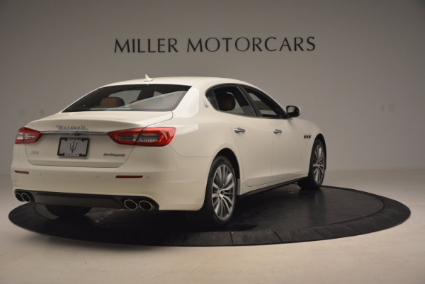 Used 2017 Maserati Quattroporte SQ4 for sale Sold at Bentley Greenwich in Greenwich CT 06830 7