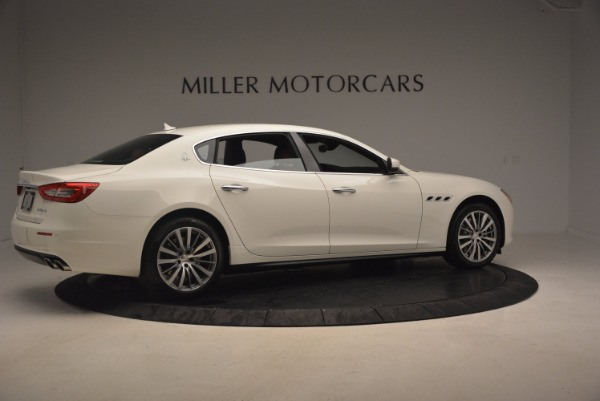 Used 2017 Maserati Quattroporte SQ4 for sale Sold at Bentley Greenwich in Greenwich CT 06830 8