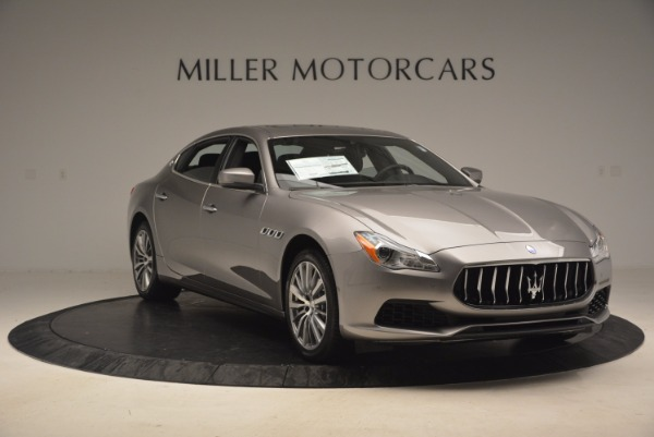 New 2017 Maserati Quattroporte SQ4 for sale Sold at Bentley Greenwich in Greenwich CT 06830 11