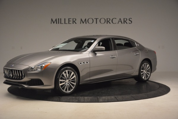 New 2017 Maserati Quattroporte SQ4 for sale Sold at Bentley Greenwich in Greenwich CT 06830 2