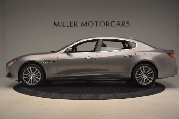 New 2017 Maserati Quattroporte SQ4 for sale Sold at Bentley Greenwich in Greenwich CT 06830 3