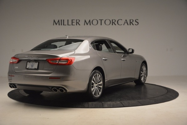 New 2017 Maserati Quattroporte SQ4 for sale Sold at Bentley Greenwich in Greenwich CT 06830 7