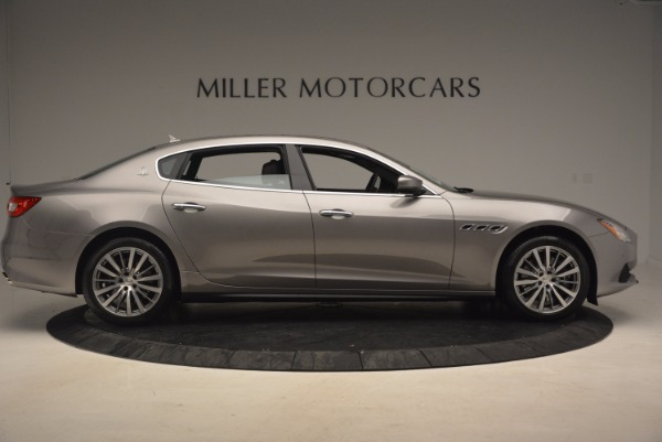New 2017 Maserati Quattroporte SQ4 for sale Sold at Bentley Greenwich in Greenwich CT 06830 9