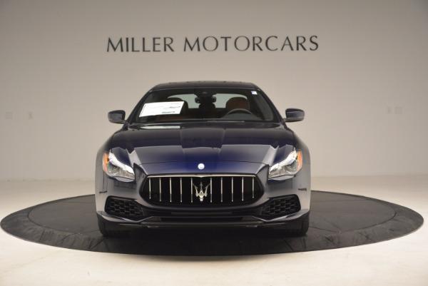 New 2017 Maserati Quattroporte S Q4 for sale Sold at Bentley Greenwich in Greenwich CT 06830 12