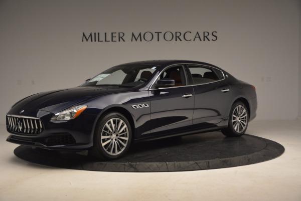 New 2017 Maserati Quattroporte S Q4 for sale Sold at Bentley Greenwich in Greenwich CT 06830 2