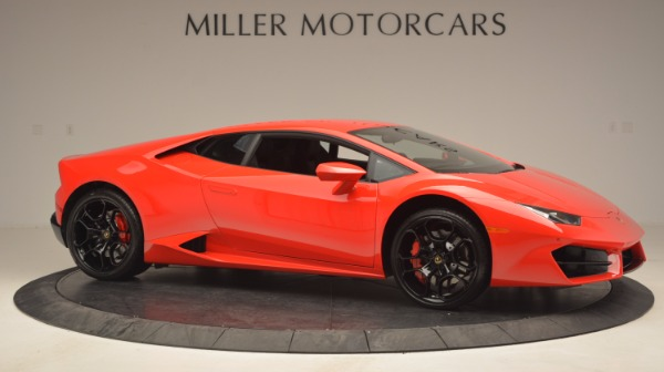 Used 2016 Lamborghini Huracan LP 580-2 for sale Sold at Bentley Greenwich in Greenwich CT 06830 10