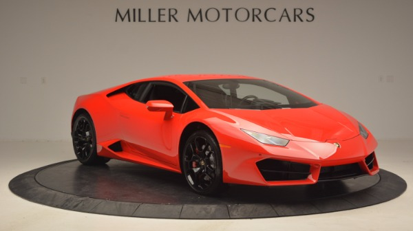 Used 2016 Lamborghini Huracan LP 580-2 for sale Sold at Bentley Greenwich in Greenwich CT 06830 11