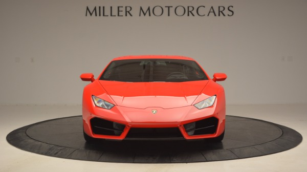Used 2016 Lamborghini Huracan LP 580-2 for sale Sold at Bentley Greenwich in Greenwich CT 06830 12