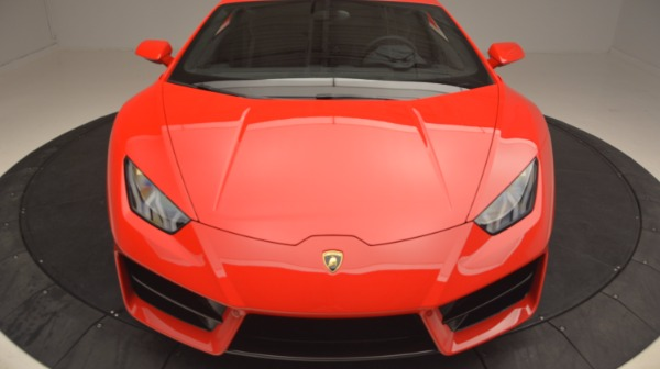 Used 2016 Lamborghini Huracan LP 580-2 for sale Sold at Bentley Greenwich in Greenwich CT 06830 13