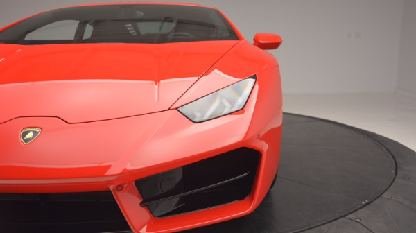 Used 2016 Lamborghini Huracan LP 580-2 for sale Sold at Bentley Greenwich in Greenwich CT 06830 15