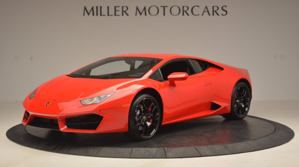 Used 2016 Lamborghini Huracan LP 580-2 for sale Sold at Bentley Greenwich in Greenwich CT 06830 2