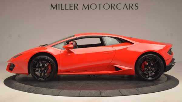 Used 2016 Lamborghini Huracan LP 580-2 for sale Sold at Bentley Greenwich in Greenwich CT 06830 3