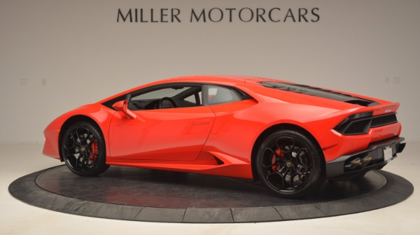 Used 2016 Lamborghini Huracan LP 580-2 for sale Sold at Bentley Greenwich in Greenwich CT 06830 4