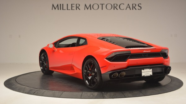 Used 2016 Lamborghini Huracan LP 580-2 for sale Sold at Bentley Greenwich in Greenwich CT 06830 5