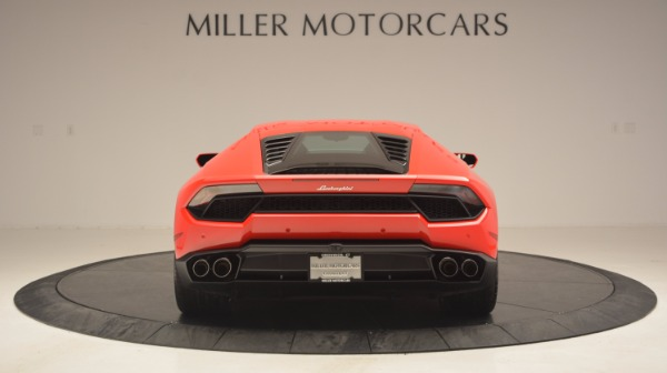 Used 2016 Lamborghini Huracan LP 580-2 for sale Sold at Bentley Greenwich in Greenwich CT 06830 6