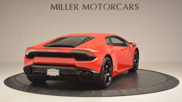 Used 2016 Lamborghini Huracan LP 580-2 for sale Sold at Bentley Greenwich in Greenwich CT 06830 7