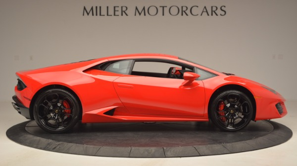 Used 2016 Lamborghini Huracan LP 580-2 for sale Sold at Bentley Greenwich in Greenwich CT 06830 9