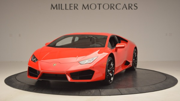 Used 2016 Lamborghini Huracan LP 580-2 for sale Sold at Bentley Greenwich in Greenwich CT 06830 1