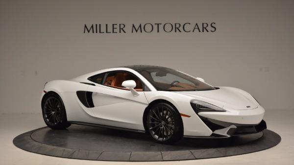 Used 2017 McLaren 570GT for sale Sold at Bentley Greenwich in Greenwich CT 06830 10