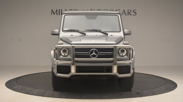 Used 2016 Mercedes Benz G-Class G 63 AMG for sale Sold at Bentley Greenwich in Greenwich CT 06830 12
