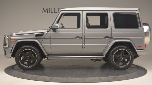 Used 2016 Mercedes Benz G-Class G 63 AMG for sale Sold at Bentley Greenwich in Greenwich CT 06830 3