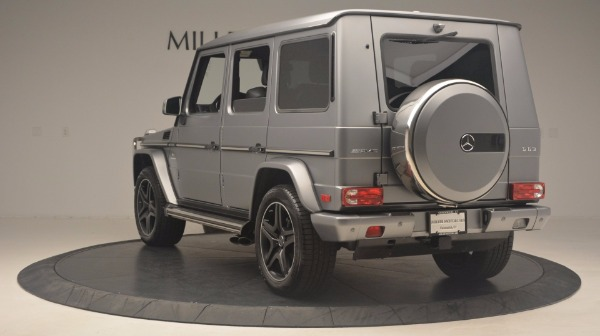 Used 2016 Mercedes Benz G-Class G 63 AMG for sale Sold at Bentley Greenwich in Greenwich CT 06830 5