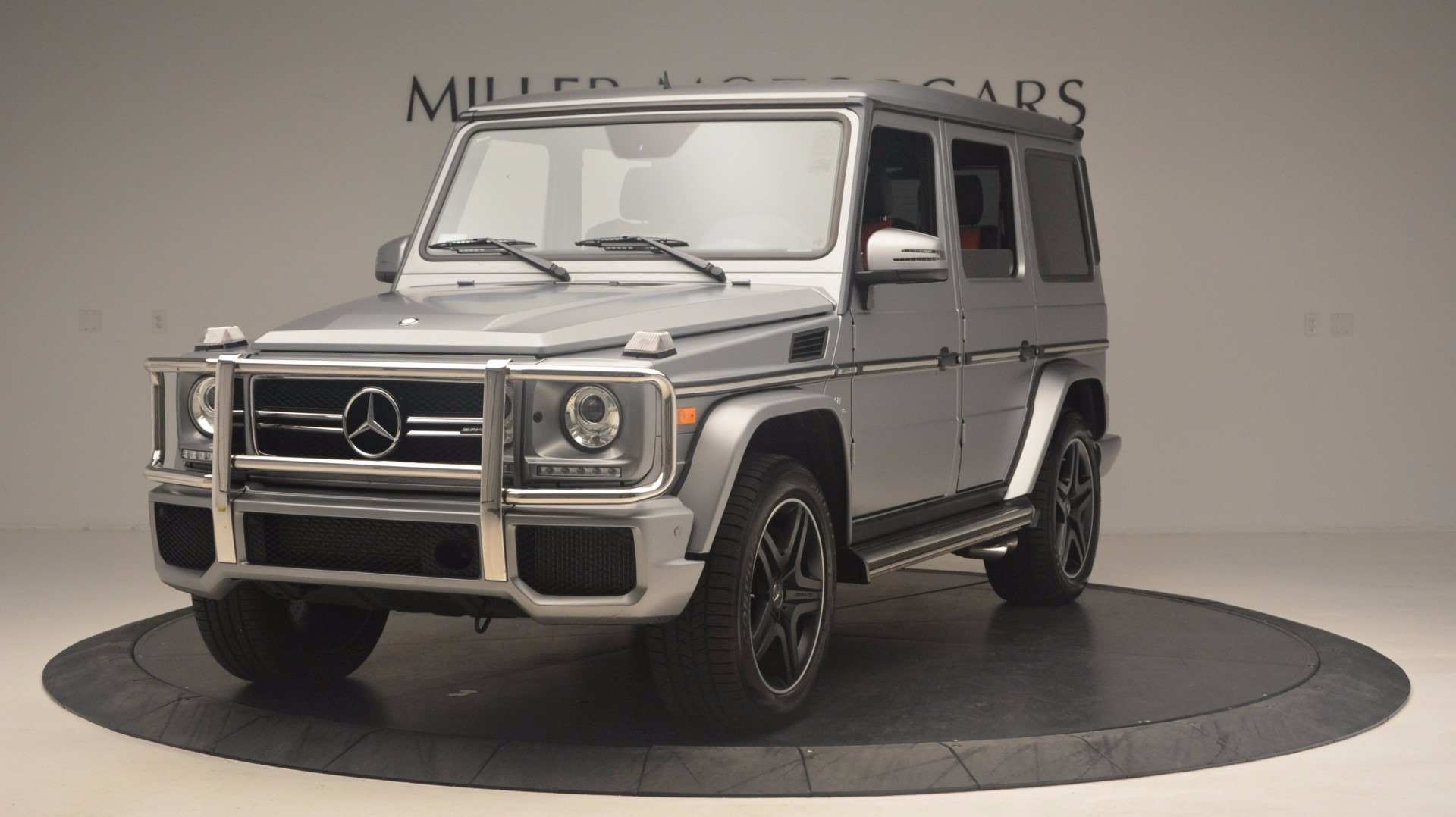Used 2016 Mercedes Benz G-Class G 63 AMG for sale Sold at Bentley Greenwich in Greenwich CT 06830 1
