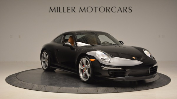 Used 2014 Porsche 911 Carrera 4S for sale Sold at Bentley Greenwich in Greenwich CT 06830 11
