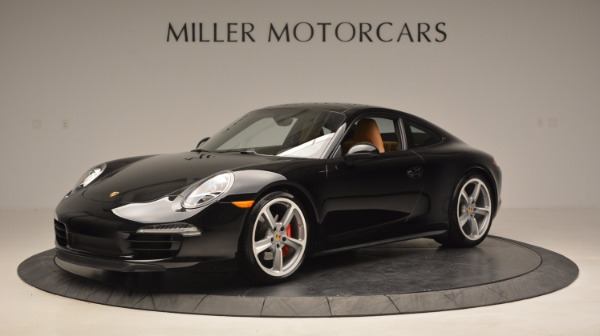 Used 2014 Porsche 911 Carrera 4S for sale Sold at Bentley Greenwich in Greenwich CT 06830 2
