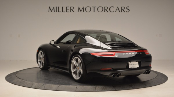 Used 2014 Porsche 911 Carrera 4S for sale Sold at Bentley Greenwich in Greenwich CT 06830 5