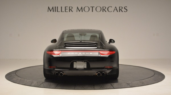 Used 2014 Porsche 911 Carrera 4S for sale Sold at Bentley Greenwich in Greenwich CT 06830 6