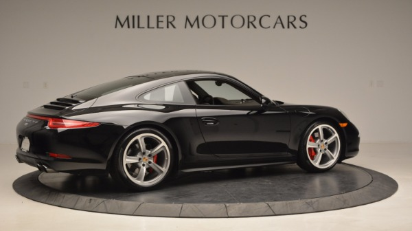 Used 2014 Porsche 911 Carrera 4S for sale Sold at Bentley Greenwich in Greenwich CT 06830 8