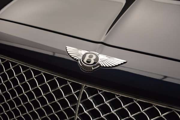 Used 2017 Bentley Bentayga W12 for sale Sold at Bentley Greenwich in Greenwich CT 06830 15