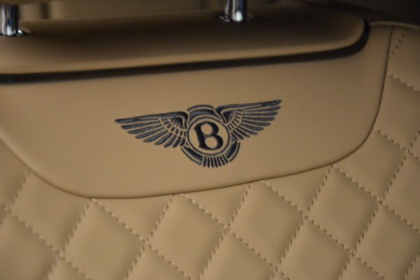 Used 2017 Bentley Bentayga W12 for sale Sold at Bentley Greenwich in Greenwich CT 06830 21