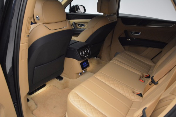 Used 2017 Bentley Bentayga W12 for sale Sold at Bentley Greenwich in Greenwich CT 06830 26