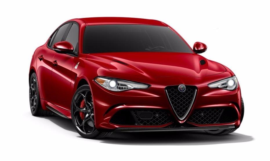 New 2017 Alfa Romeo Giulia Quadrifoglio for sale Sold at Bentley Greenwich in Greenwich CT 06830 1