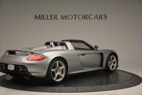 Used 2005 Porsche Carrera GT for sale Sold at Bentley Greenwich in Greenwich CT 06830 10