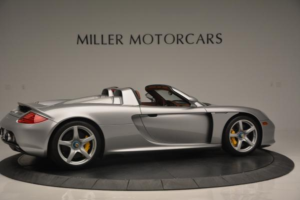 Used 2005 Porsche Carrera GT for sale Sold at Bentley Greenwich in Greenwich CT 06830 11