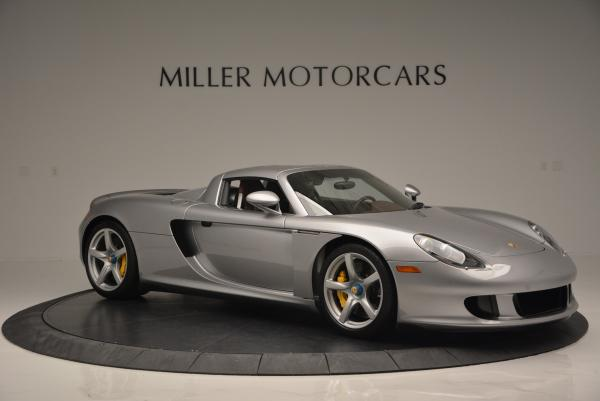 Used 2005 Porsche Carrera GT for sale Sold at Bentley Greenwich in Greenwich CT 06830 15