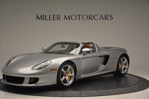 Used 2005 Porsche Carrera GT for sale Sold at Bentley Greenwich in Greenwich CT 06830 3