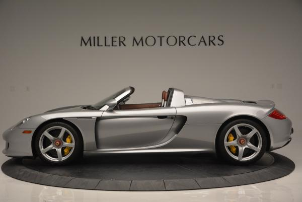 Used 2005 Porsche Carrera GT for sale Sold at Bentley Greenwich in Greenwich CT 06830 4