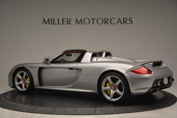 Used 2005 Porsche Carrera GT for sale Sold at Bentley Greenwich in Greenwich CT 06830 5
