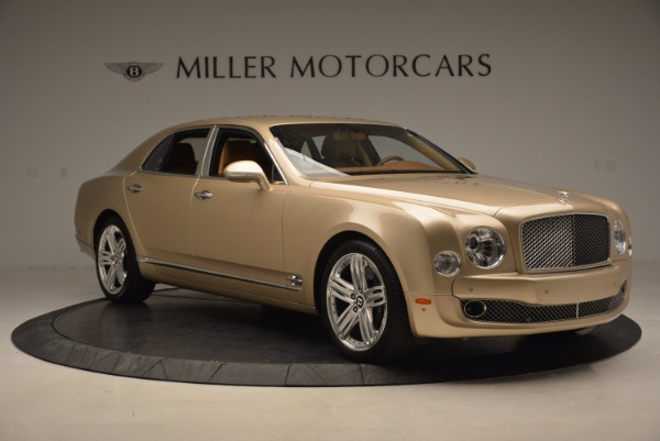 Used 2011 Bentley Mulsanne for sale Sold at Bentley Greenwich in Greenwich CT 06830 11