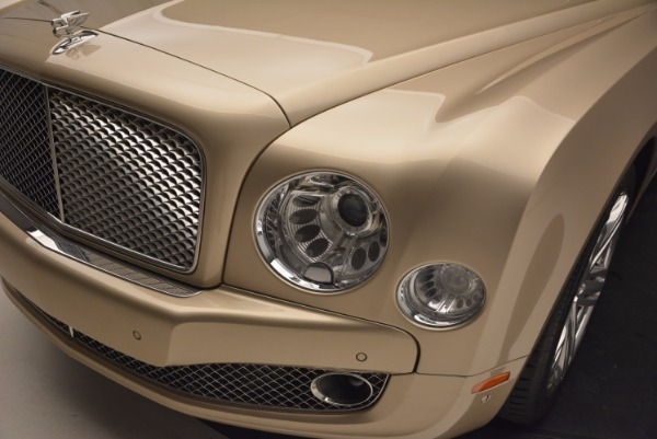 Used 2011 Bentley Mulsanne for sale Sold at Bentley Greenwich in Greenwich CT 06830 14