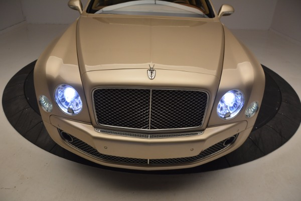 Used 2011 Bentley Mulsanne for sale Sold at Bentley Greenwich in Greenwich CT 06830 15