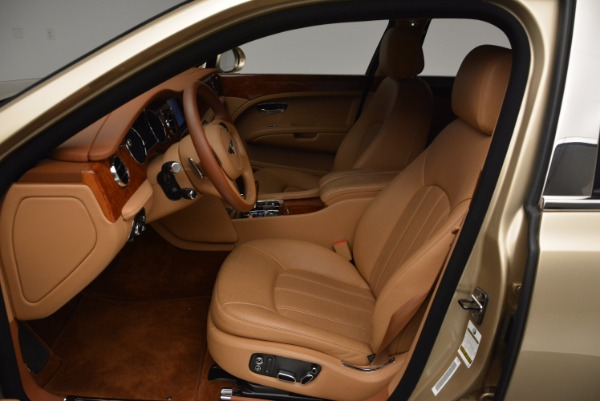 Used 2011 Bentley Mulsanne for sale Sold at Bentley Greenwich in Greenwich CT 06830 23