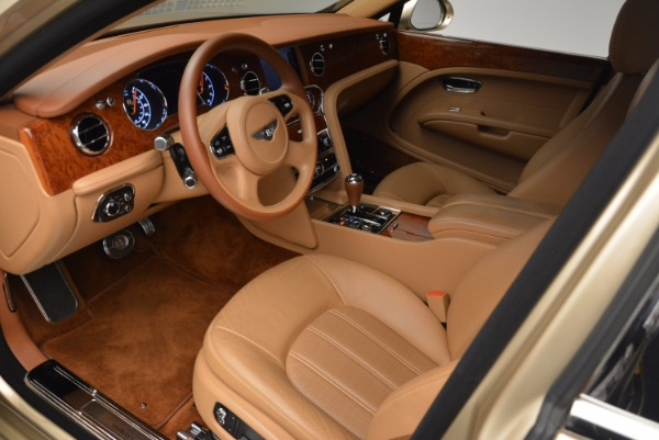 Used 2011 Bentley Mulsanne for sale Sold at Bentley Greenwich in Greenwich CT 06830 24