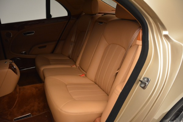 Used 2011 Bentley Mulsanne for sale Sold at Bentley Greenwich in Greenwich CT 06830 27